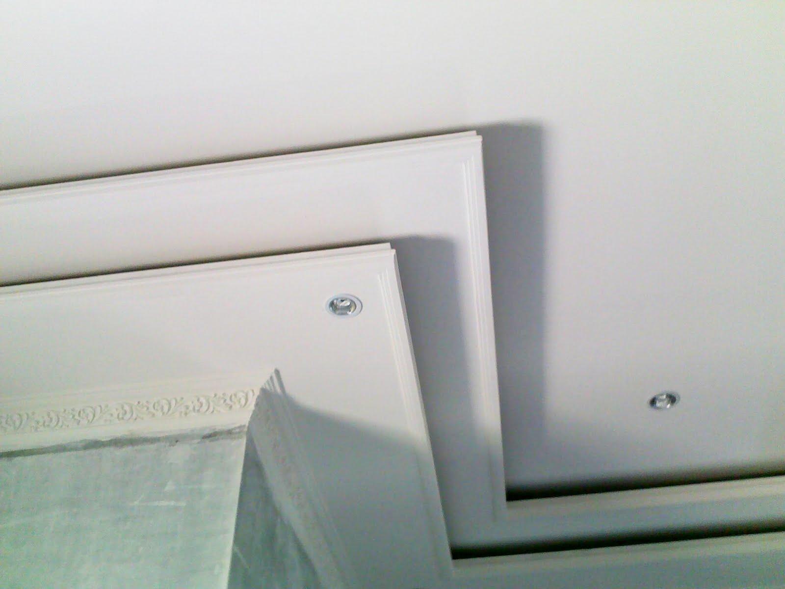 plafond triplek