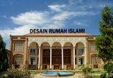 desain rumah islami