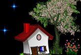 menanam pohon di rumah