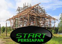 pekerjaan persiapan pembangunan