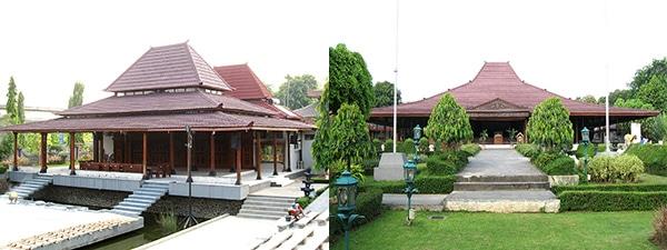 Ciri ciri desain ber a tradisional Jawa ilmuRumah
