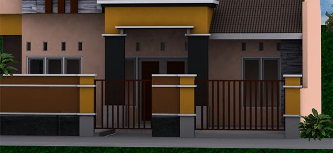 Cara Menghitung Biaya M2 Pagar Besi Rumah Minimalis Dan Kebutuhan