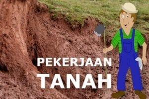 pekerjaan tanah